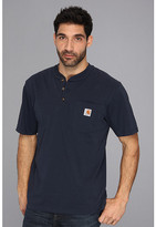 Carhartt Big & Tall Workwear Pocket S/S Henley