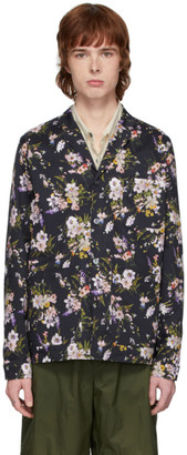 Davi Paris Multicolor Adeline Utility Jacket
