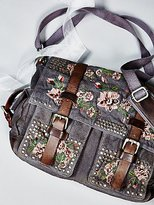 Free People Bed Of Roses Messenger