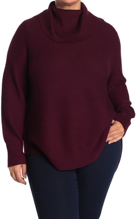 Cyrus Cowl Neck Sweater