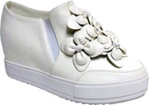 Penny Loves Kenny Women's Koi Slip-On Platform Wedge Sneaker