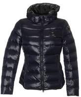 Blauer Women's Blue Polyamide Down Jacket.