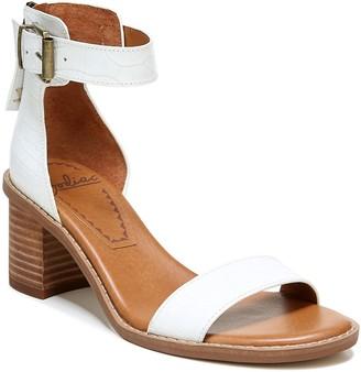 Zodiac Leather Adjustable City Sandals - Ilsa