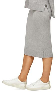 Whistles Merino Wool Tube Skirt
