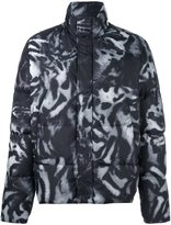 Paul Smith padded jacket - men - Feather Down/Nylon - L