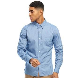 Levi's Sunset 1 Pocket Long Sleeve Shirt True Blue