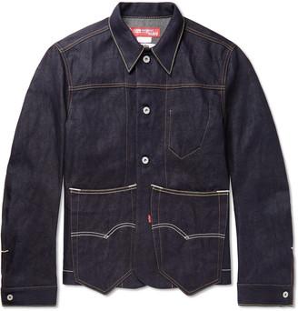 Junya Watanabe + Levi's Selvedge Denim Jacket