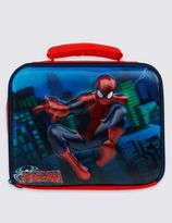 Marks and Spencer Kids' Spider-ManTM Lunch Bag with ThinsulateTM