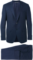 Canali - two piece suit - men - Cupro/Wool - 52