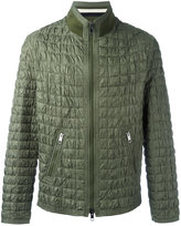 Ermanno Scervino textured padded jacket - men - Polyester - 48