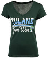 Colosseum Women's Tulane Green Wave PowerPlay T-Shirt