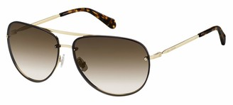Fossil Unisex Fos 2084/s Aviator Sunglasses