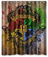 Sunrise ZY Harry Potter Hogwarts Custom Shower Curtain 60 Inch x 72 Inch
