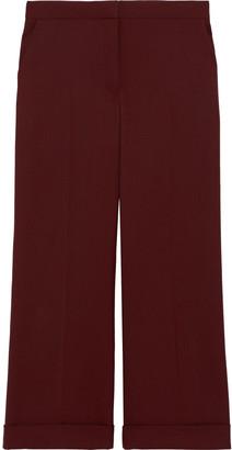 The Row Ane Wool Wide-leg Pants