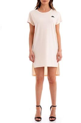 Kappa High-Low T-Shirt Dress