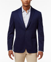 Bar III Men's Slim-Fit Navy Solid Sport Coat, Only at Macy's