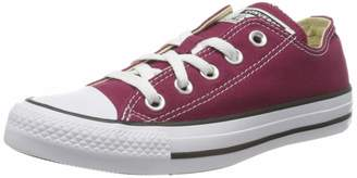 Converse Chuck Taylor All Star Unisex-Adult's Sneakers Red (Marron) 8 UK (41.5 EU)