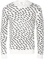 Kenzo Geo Tiger sweater