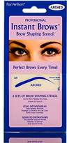 Fran Wilson 09401-00 Instant Brows Arched, 1 Count