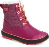 Keen Elsa Waterproof Faux Fur Lined Snow Boot (Toddler, Little Kid & Big Kid)