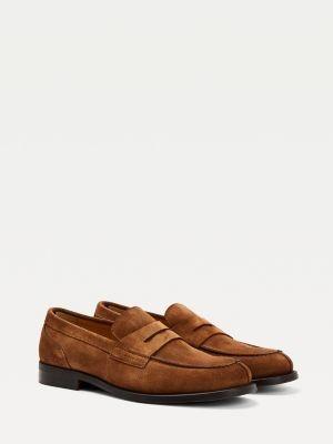 Tommy Hilfiger Premium Suede Loafers