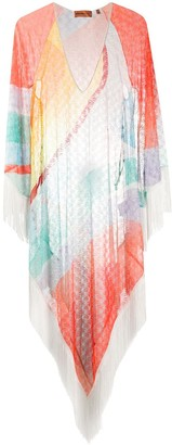 Missoni Mare Colour Blocked Beach Cover-Up