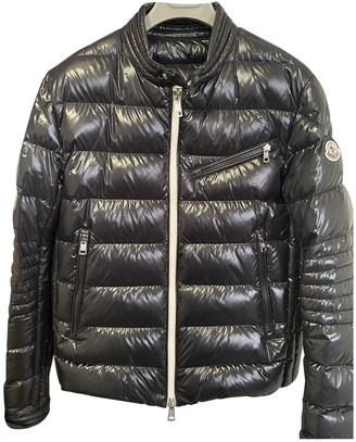 Moncler Black Polyester Jackets