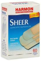 Harmon Face Values Harmon® Face ValuesTM 60-Count Sheer Strip Adhesive Bandages