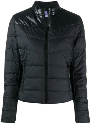 Calvin Klein Jeans Panelled Puffer Jacket