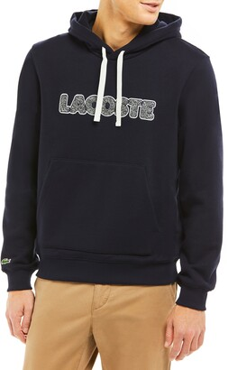 Lacoste Graphic Hoodie