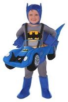 Batman DC Comics Ride in Batmobile - One Size Fits Most