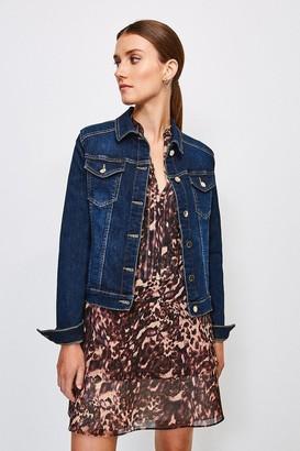 Karen Millen Classic Denim Jacket