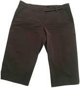 BOSS Khaki Shorts for Women