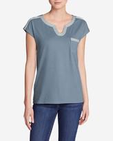 Eddie Bauer Women's Rosario Beach Pocket T-Shirt