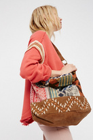 Free People Womens INDIAN SUMMER HOBO