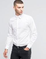 Sisley Slim Fit Shirt With Stretch