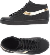 Leather Crown High-tops & sneakers - Item 11235741
