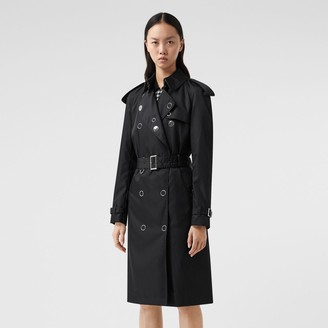 Burberry Press-stud Detail ECONYL Trench Coat