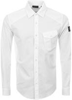 Belstaff Steadway Shirt White