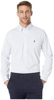 Polo Ralph Lauren Classic Fit Performance Shirt (White) Men's Clothing