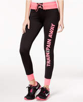 Energie Juniors' Train Graphic Active Leggings