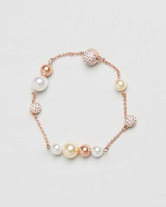Swarovski Remix Strand Pearl Bracelet