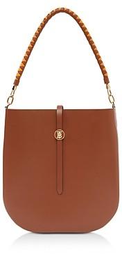 Burberry Leather Anne Shoulder Bag