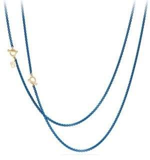 David Yurman Bel Aire Chain Necklace