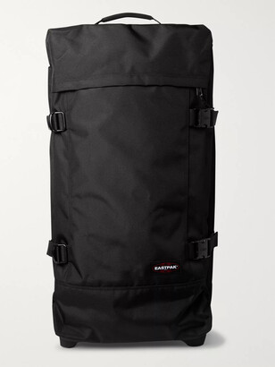 Eastpak Tranverz L Canvas Suitcase - Men - Black
