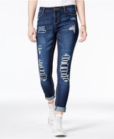 Vanilla Star Juniors Rip and Repair Super Soft Jean