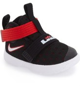 Nike 'Zoom LeBron Soldier 10' Sneaker (Baby, Walker & Toddler)