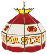 NCAA Iowa State University Stained Glass Tiffany Lamp - 16 Inch