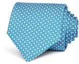 Salvatore Ferragamo Vara Link Print Classic Tie