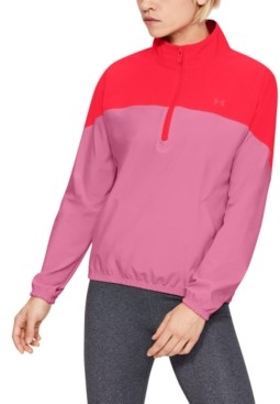 Under Armour Storm Half-Zip Woven Jacket